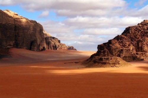 Descubre Uadi Rum, Jordania