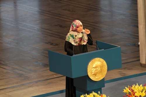 """Tawakkol Karman pide a Biden que aplique """"máxima presión"""" a…"""