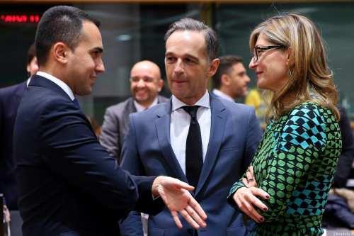 La UE retrasa la imposición de sanciones a Turquía