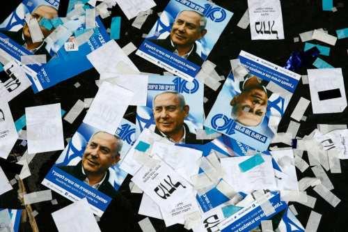 Los partidos de derecha israelíes se unen para excluir al…