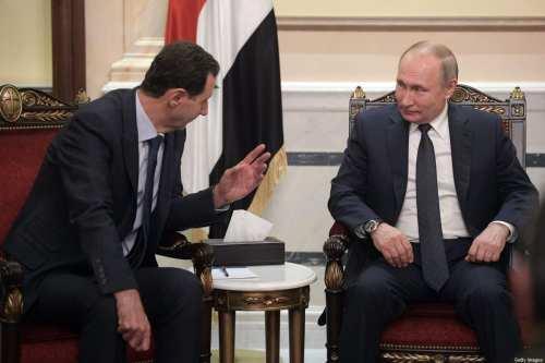 Putin afirma que las decisiones sobre Siria sirven primero a…