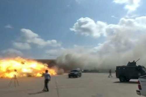 Yemen: El ataque al aeropuerto de Adén fue llevado a…