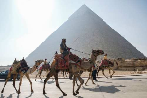 Egipto lanza una nueva iniciativa para apoyar el turismo