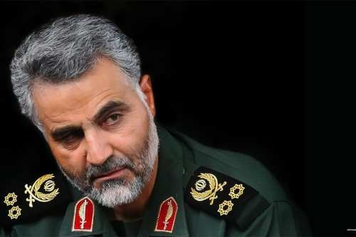 Irán celebra el primer aniversario del asesinato de Soleimani