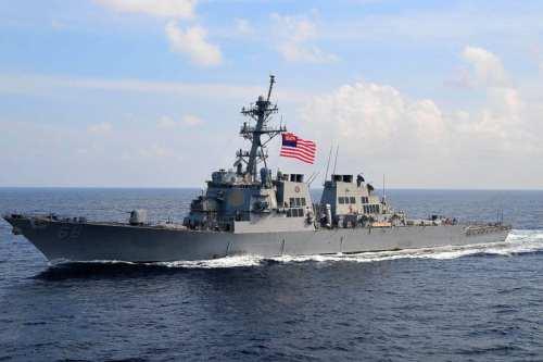 EE.UU retira un buque de guerra de Oriente Medio por…