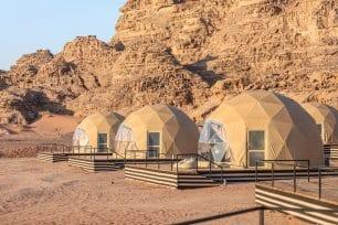 El campamento marciano en Uadi Rum, Jordania, el 28 de septiembre de 2018 [Soomness/Flickr]