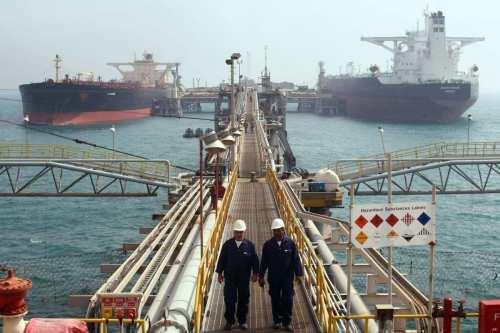 Iraq desactiva la mina acoplada a un petrolero iraquí
