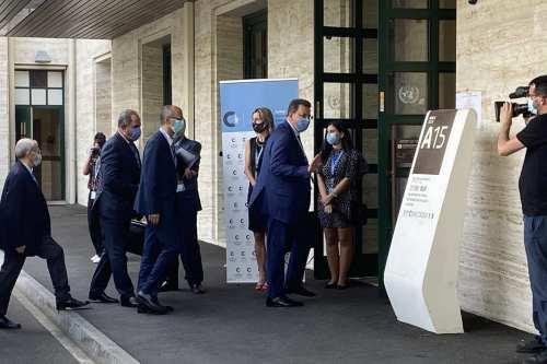 Continúan las reuniones del Comité Constitucional Sirio en Ginebra