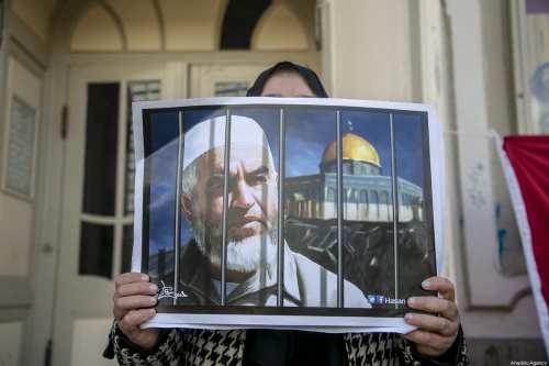 Raed Salah permanece recluido en régimen de aislamiento por Israel