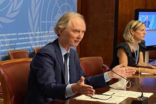 El Consejo de Seguridad de la ONU no logra acordar…