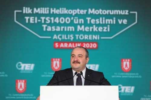 'Turquía necesita una industria de defensa para tener una voz…