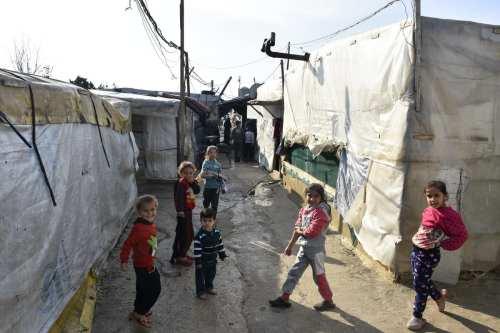 Líbano: una organización benéfica turca ayuda a los refugiados sirios