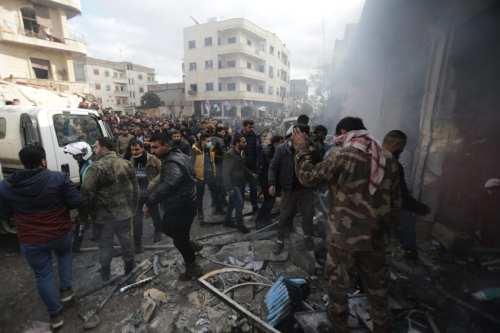 10 personas mueren tras los atentados terroristas en el norte…