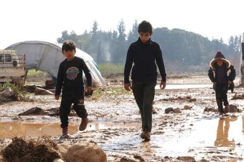 La OMS se prepara para distribuir vacunas en toda Siria…