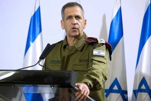 Bajo presión, el ejército israelí acepta la alianza con EE.UU