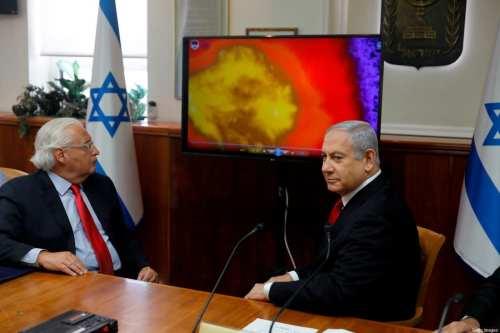 Israel y Estados Unidos desarrollarán un escudo antimisiles balísticos