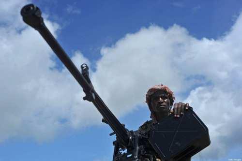 El ejército somalí mata a más de 50 miembros de…