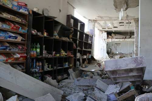 Informe: El régimen sirio confisca y vende las tierras y…