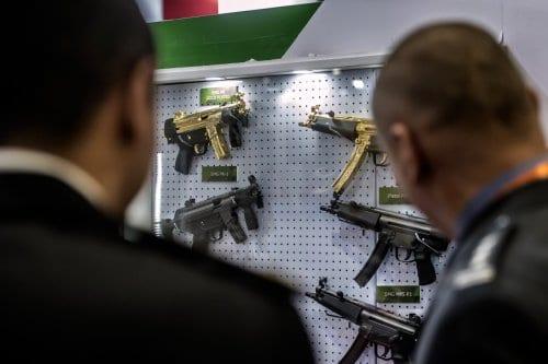 Biden aprueba la venta de armas a Egipto