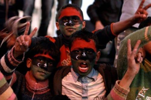 Recordando la revolución libia