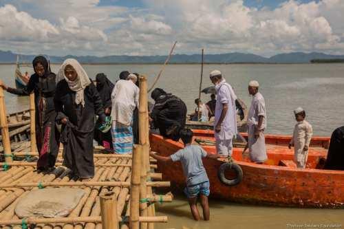 La ONU visitará la isla de reubicación de los rohingya…