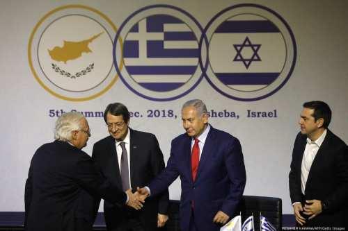 Israel, Chipre y Grecia conectarán sus redes eléctricas mediante un…