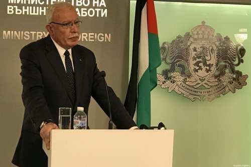 Israel amenaza con imponer sanciones a la AP por la…