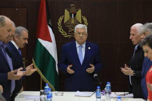 La OLP se niega a unas las elecciones sin Jerusalén