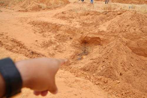 Se encuentra una nueva fosa común en la localidad libia…
