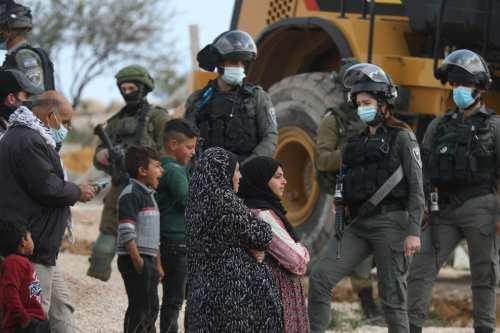 Israel desplazará a 1.550 palestinos para construir un parque en…