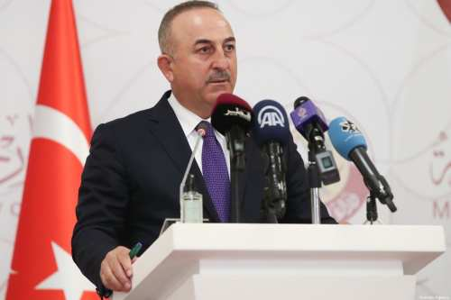 Turquía, Rusia y Qatar piden una solución política para la…
