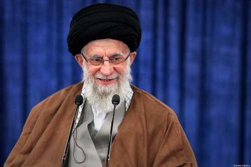 El líder supremo inaugura el Año Nuevo iraní con un…