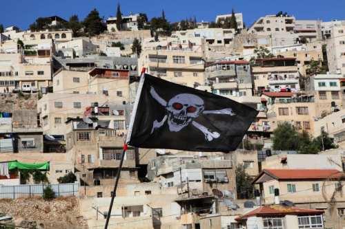 El Consejo Palestino de la Fatwa: La demolición por parte…