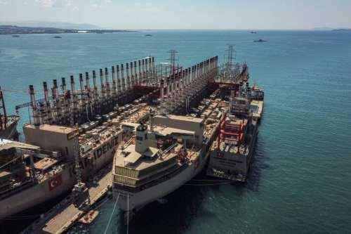 Turquía y Pakistán firman un pacto para la industria naval