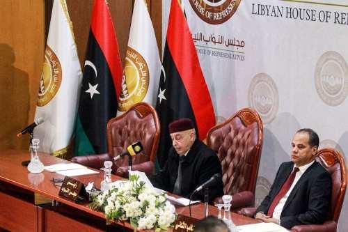 El presidente del Parlamento libio confirma la necesidad de celebrar…