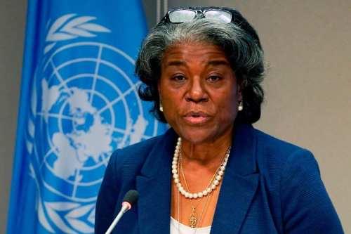 La enviada de EE.UU. a la ONU pide una solución…