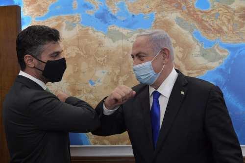 Netanyahu visitará Emiratos Árabes Unidos el jueves y podría reunirse…