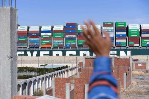 Se despeja el atasco del Canal de Suez