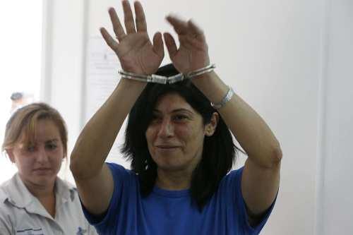 Jarrar envía una carta desde la cárcel a las mujeres…