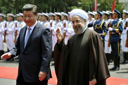 Irán defiende el acuerdo de cooperación de 25 años con…