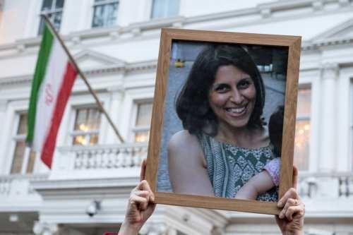 Una organización benéfica afirma que Nazanin Zaghari-Ratcliffe es víctima de…