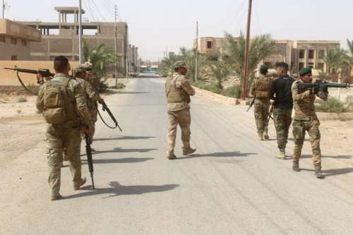 Muere un capitán del ejército iraquí en un ataque al…