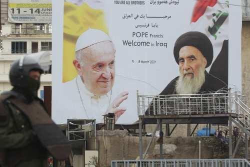 El Papa Francisco se reúne con el máximo clérigo chiíta…