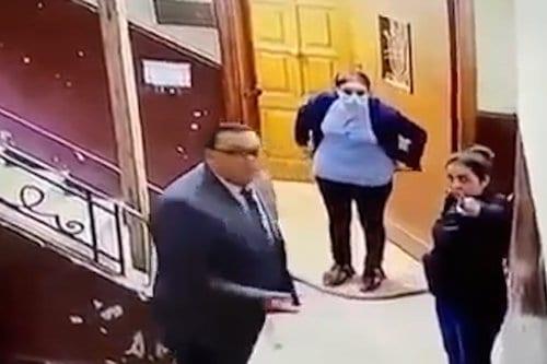 Un egipcio es detenido por una presunta agresión sexual a…
