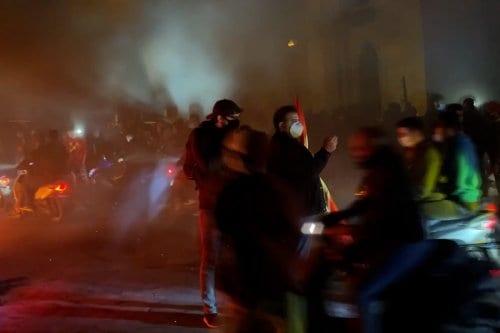Vuelven las protestas en el Líbano después de que la…