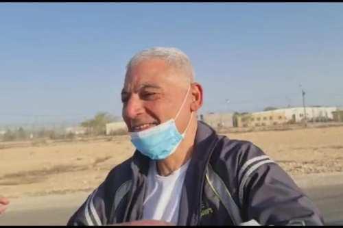 Un preso palestino es liberado tras 35 años de cárcel