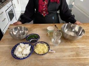 Sambusa de queso
