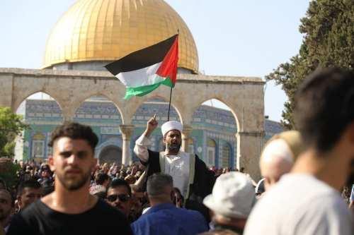 Israel convoca al director de la mezquita Al-Aqsa de Jerusalén