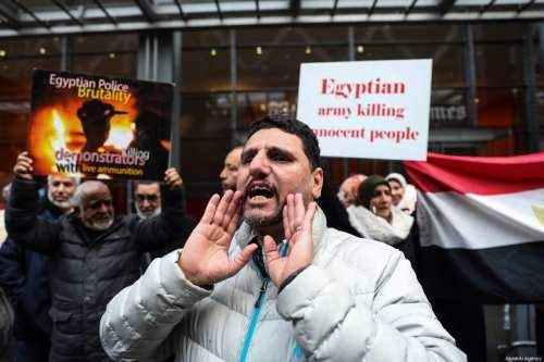 Las ejecuciones aumentan un 300% en Egipto