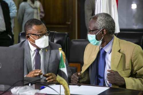 Sudán no contempla la opción militar para resolver las cuestiones…